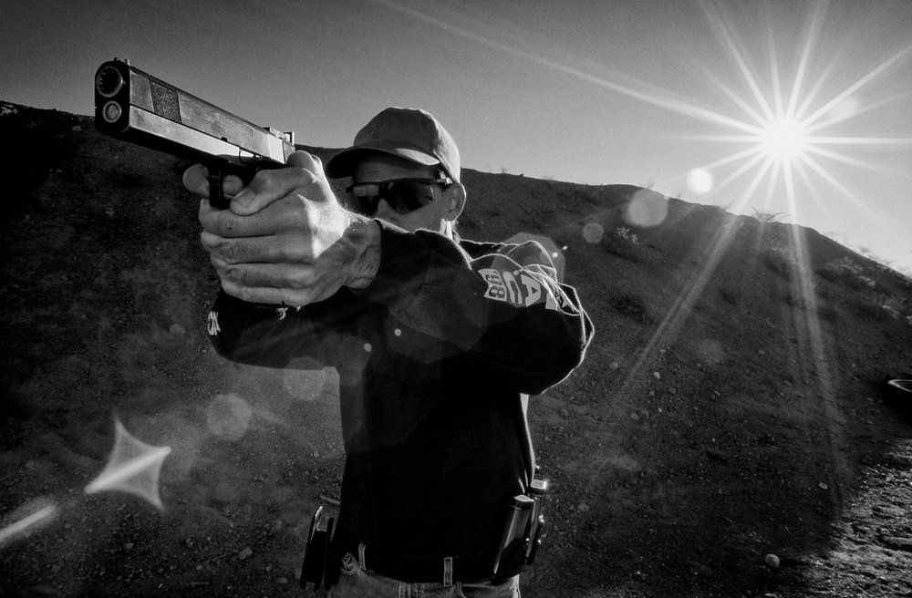 Brian enos - Brian was a champion competitive shooter and...