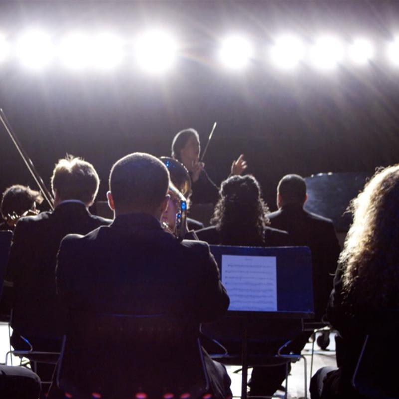 IBM Storage Orchestra Video