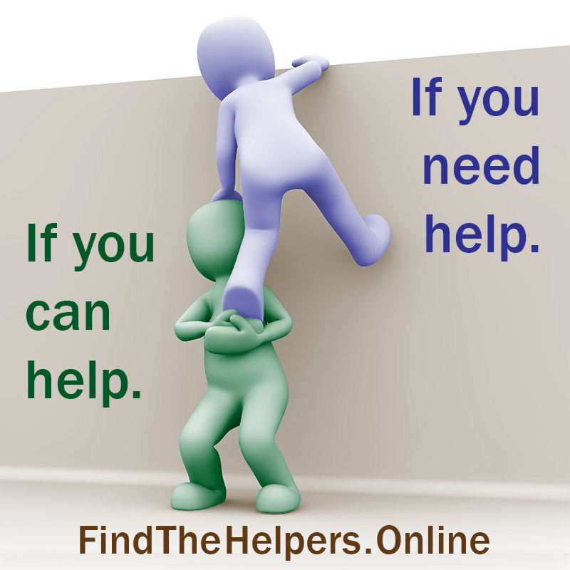Find The Helpers.Online