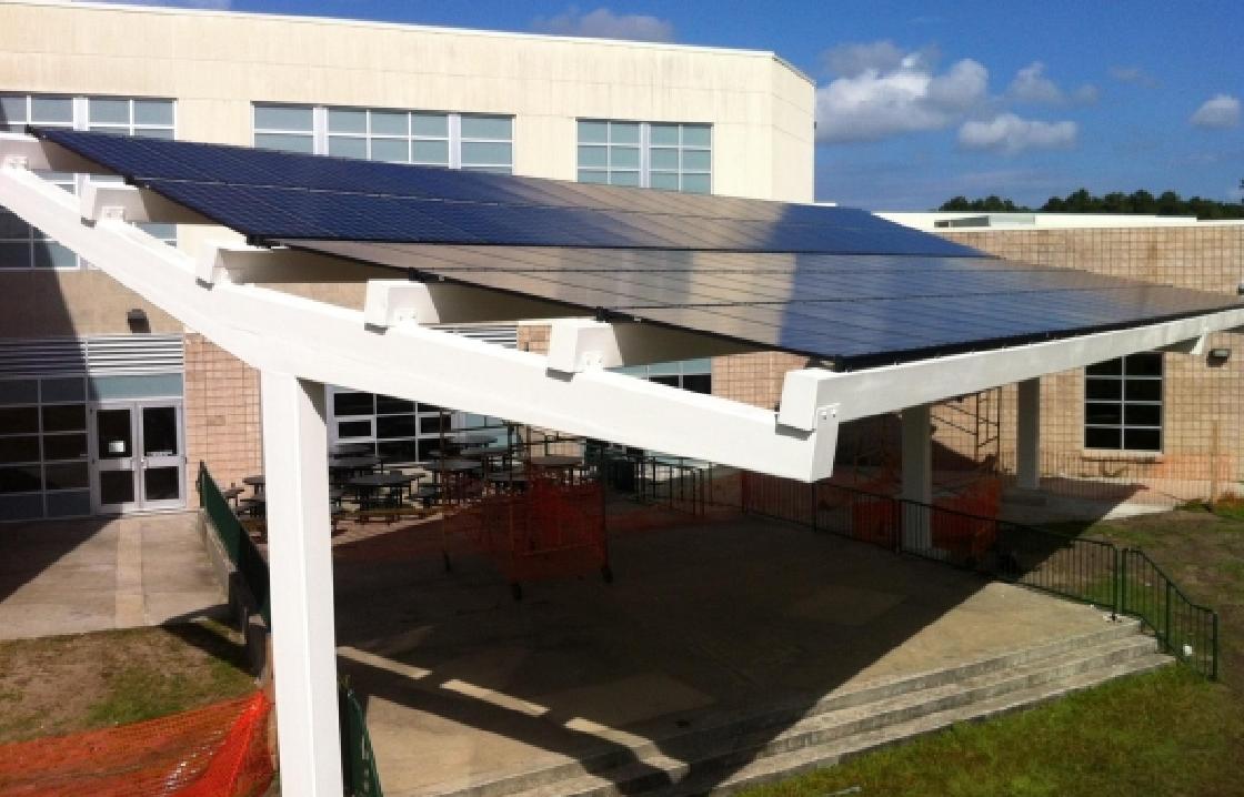 Installations — South Carolina Solar Council