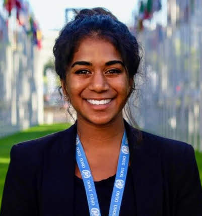 Anjali Katta  is Co-President of the Stanford Global Development Association. A senior majoring in Engineering Physics, she is a native of Vancouver, British Columbia.