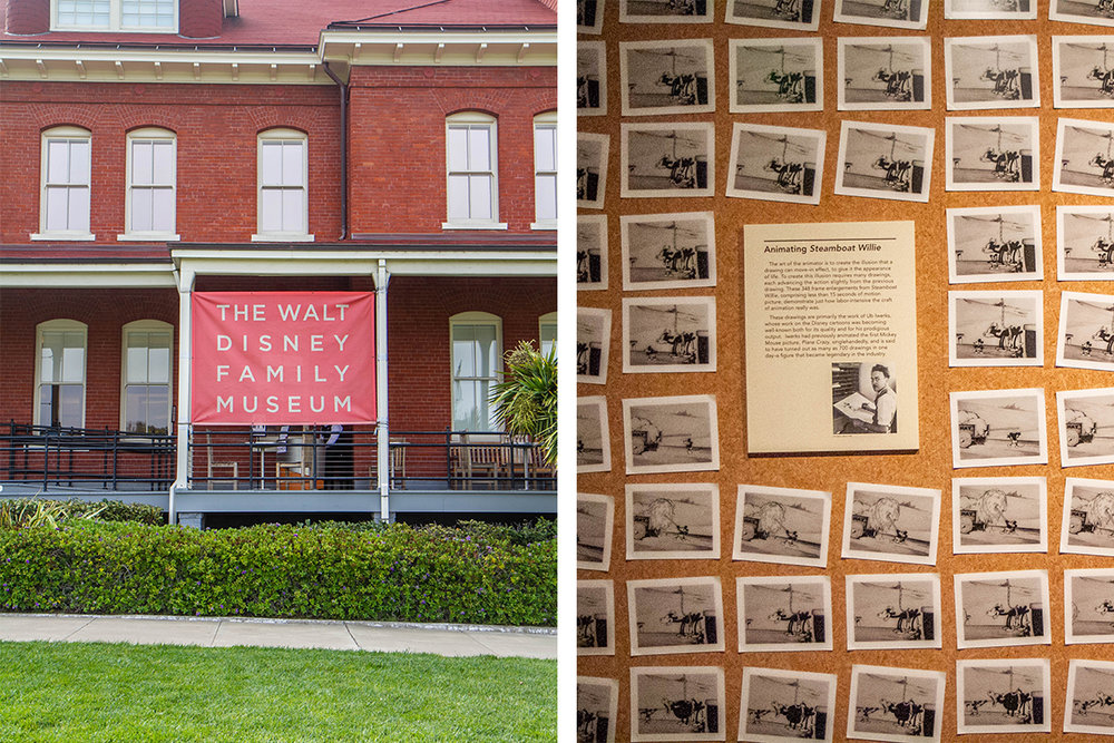 Walt Disney Family Museum, San Francisco