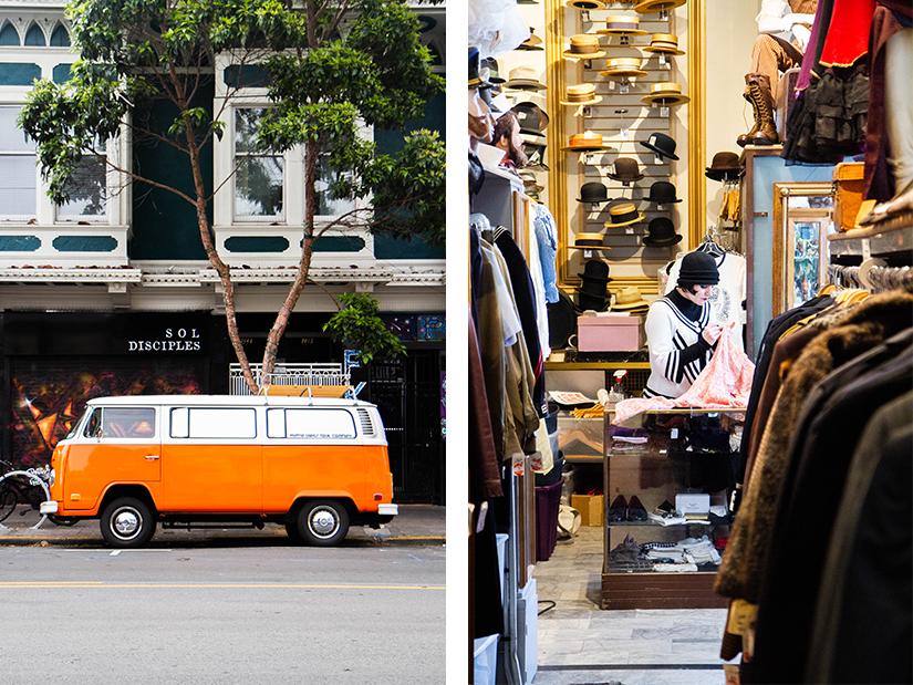 San Francisco - Haight Street