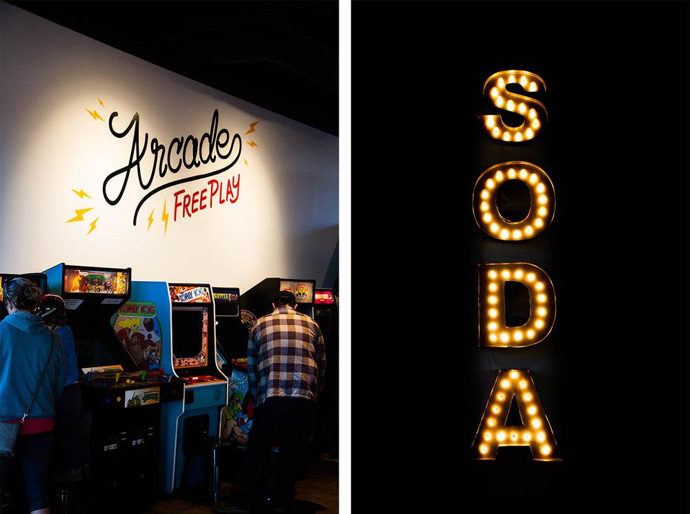 The Soda Parlour, Nashville, TN