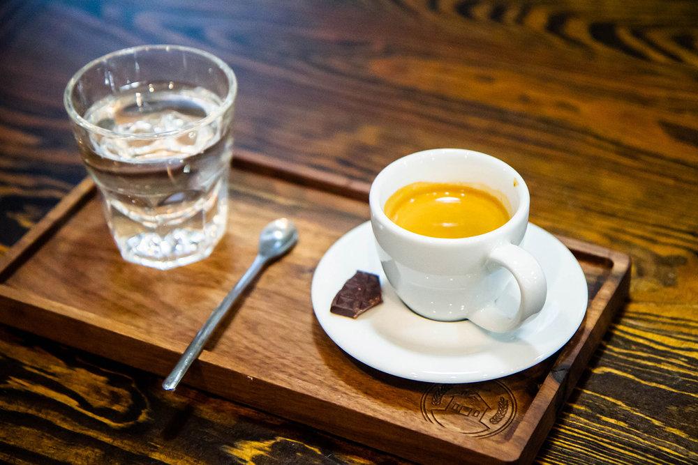 Humphreys Street Coffee, Nashville, TN
