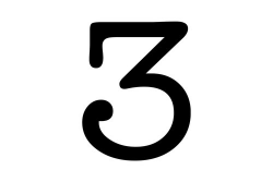 Numerology Number 3 - Life Path, Birth Day and Personal Year