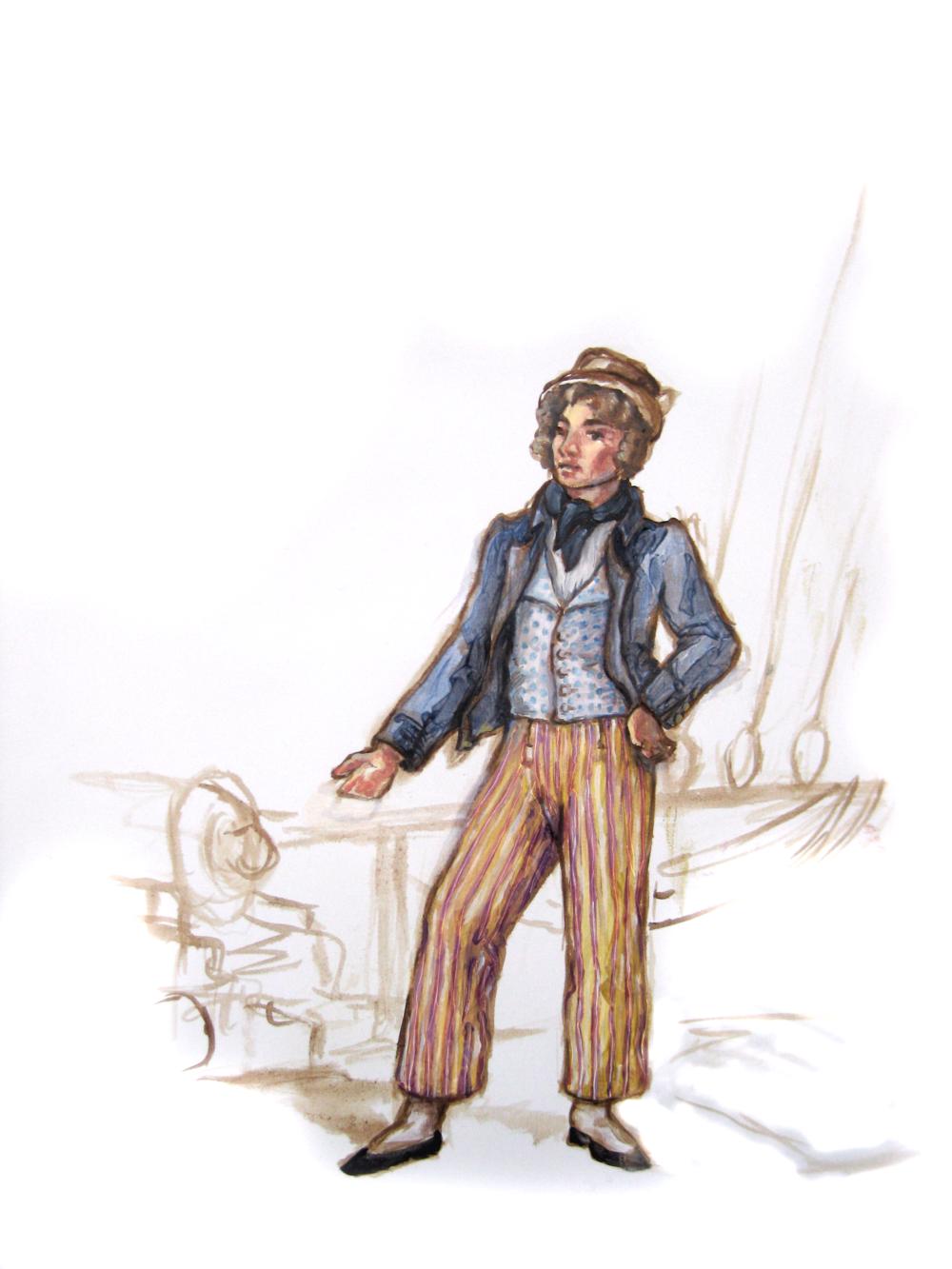 Common Men of the 1790s - 1