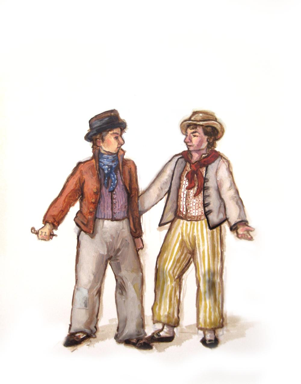 Common Men of the 1790s - 2
