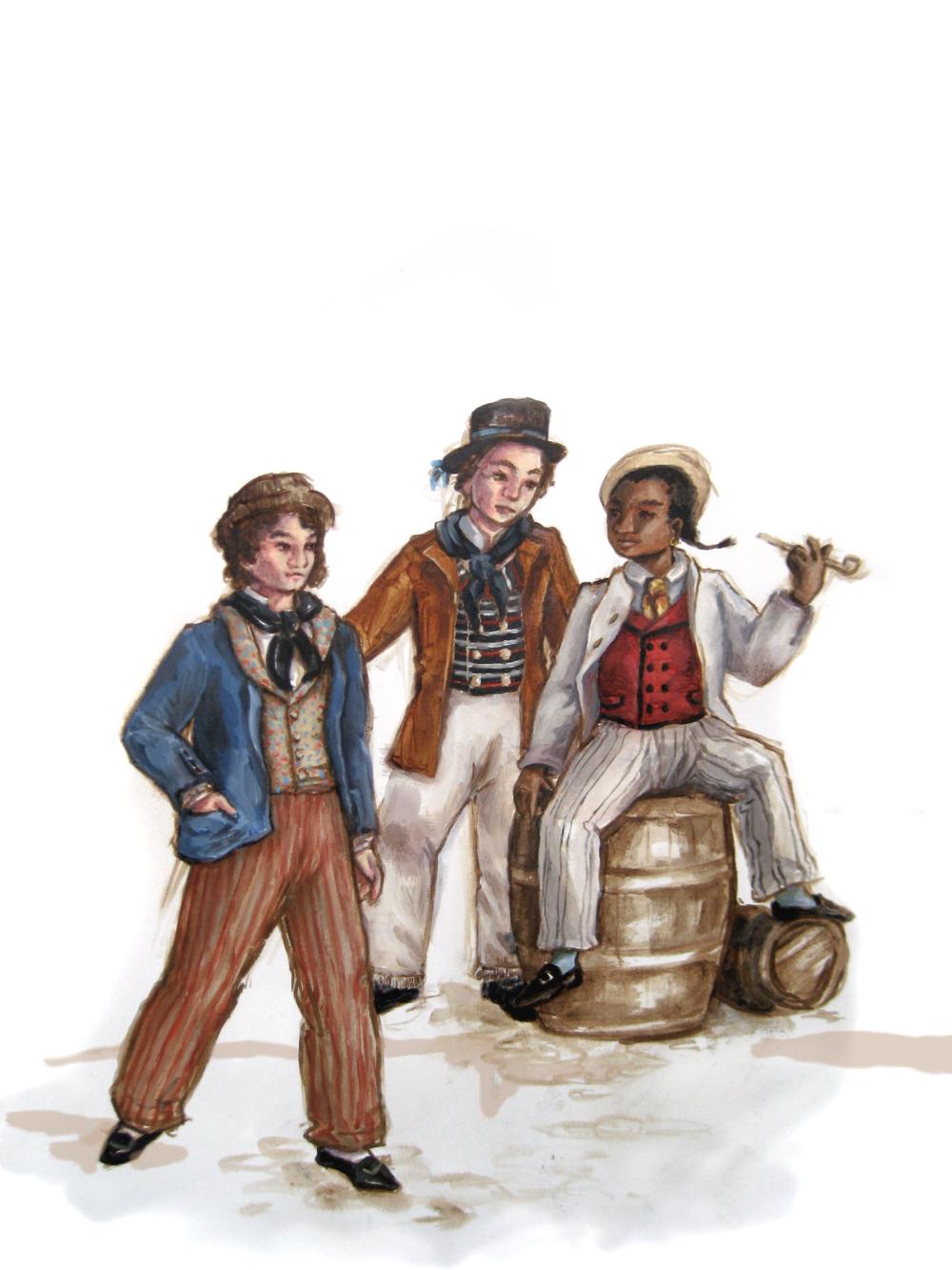 Common Men of the 1790s - 3