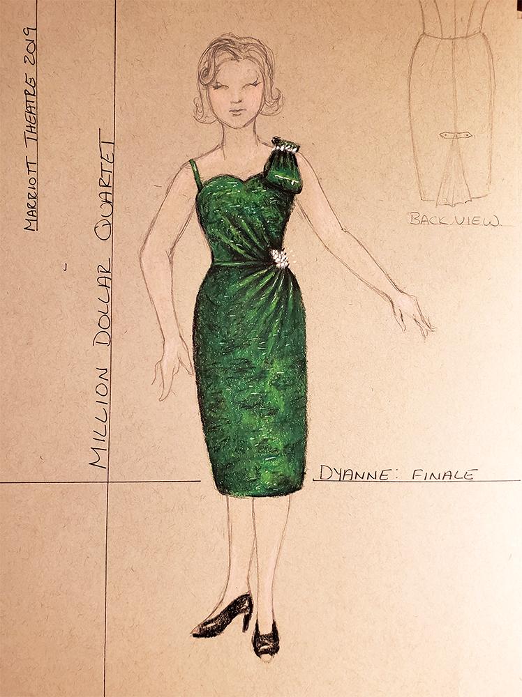 Designer: Theresa Ham