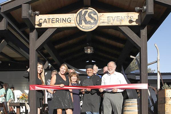 K'Syrah's grand opening | Solvang