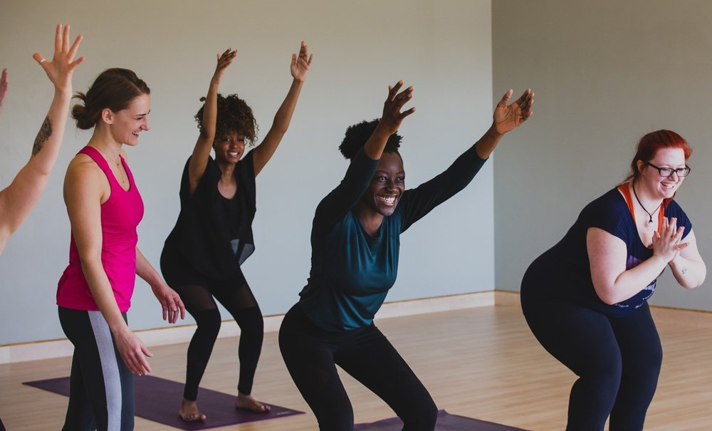 Group Classes - Plan a yoga class in your home, workplace, community center, or favourite place of gathering. I'd be thrilled to join your group and facilitate one-time lessons, or schedule a regular practice, in a space that's convenient and comfortable for you.