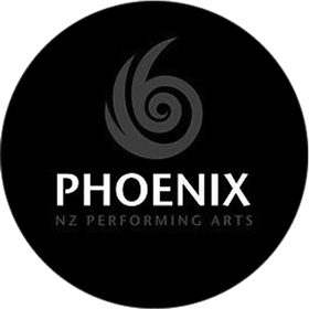 Phoenix - Phoenix Performing Arts , NZ is a performing arts company providing a safe place to allow people across New Zealand to explore the arts. Phoenix is committed to increasing opportunities for all people to participate in the arts, and help people develop transferrable life skills through their involvement in the arts.