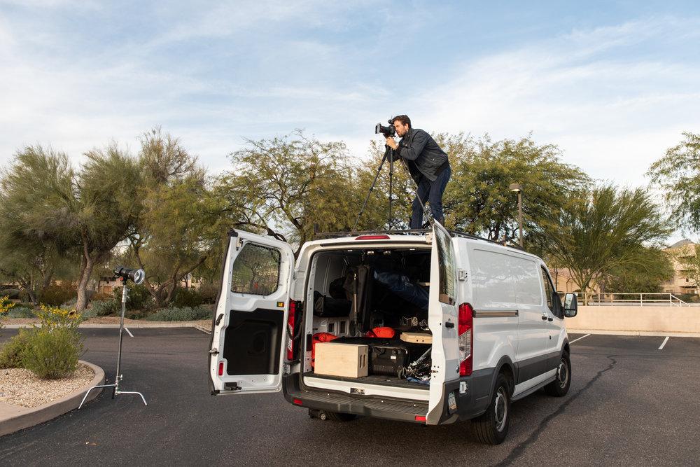 Phoenix grip truck rental