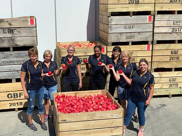 Today, we are celebrating International Women's Day. We would like to thank all our ladies for their hard work and dedication to make Golden Bay Fruit a delightful place to work! (Special credits to all our Cherish Apple Fruit models who will definitely make you #feelthelove)  #cherishapplefruit #feelthelove #internationalwomensday #grateful #goldenbayfruit #oneofakind