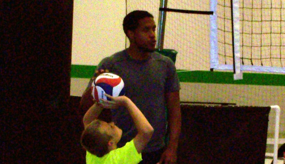 Our Purpose - To teach the complete game of volleyball - creating game &life champions