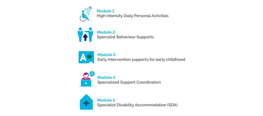 NDIS Modules 1-5