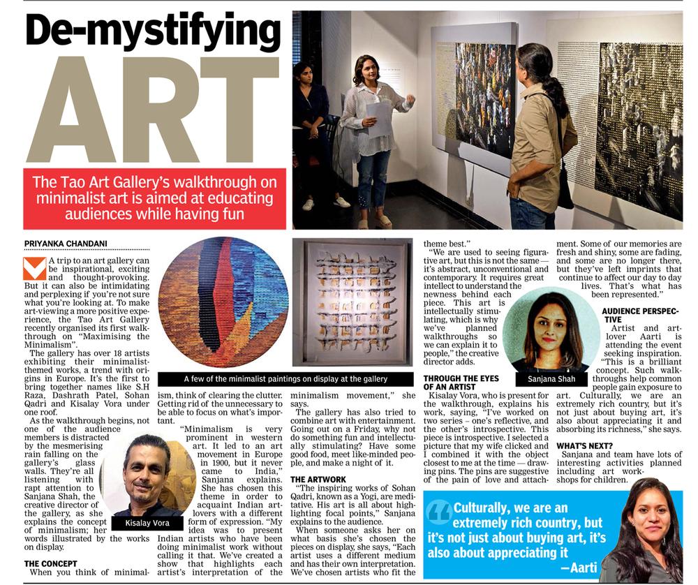 Art Friday Walkthrough - Asian Age