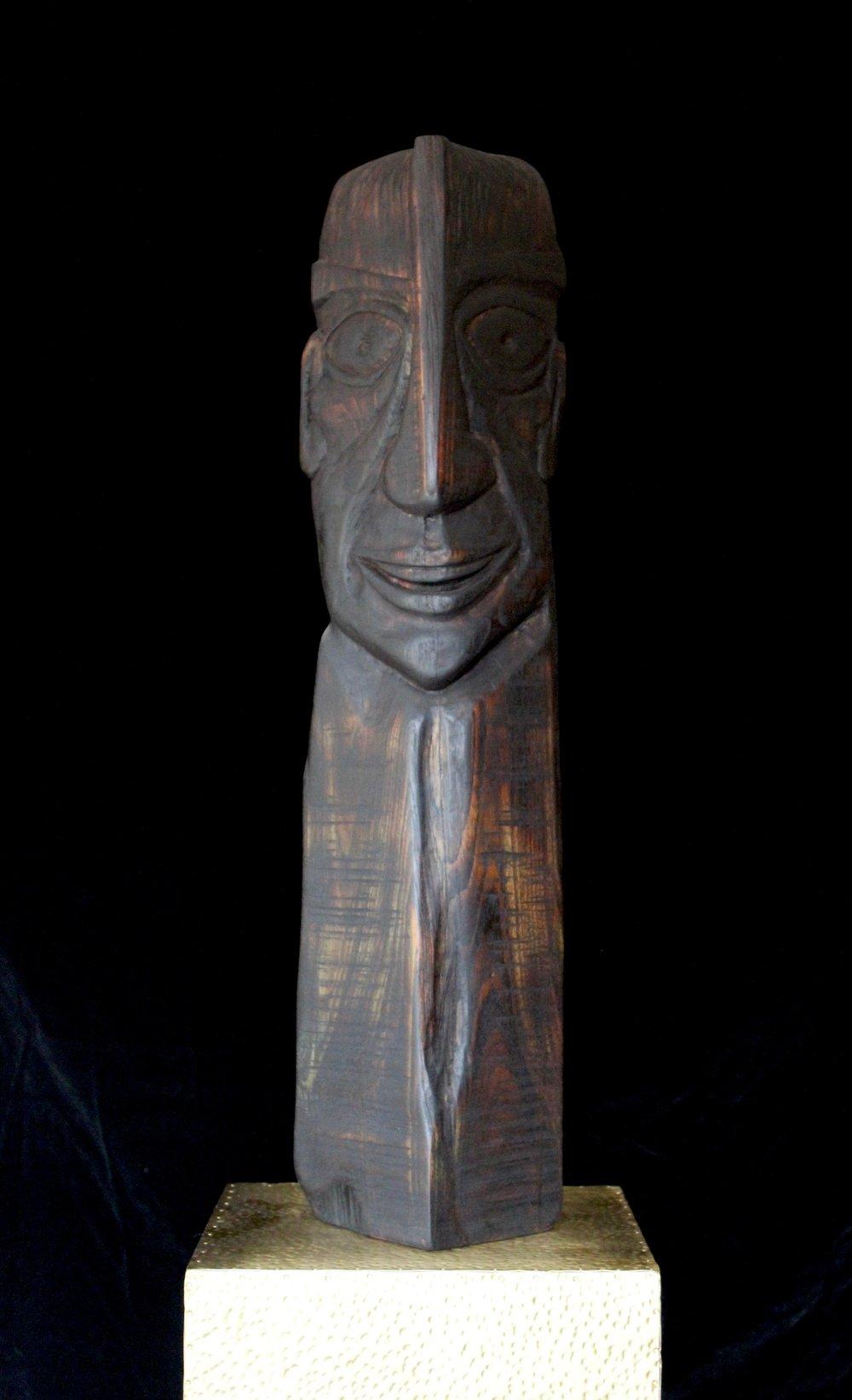 "Formed Resonance Series, 2017, Bronze,26"" x 12"" x 10"", Art no; 13926"