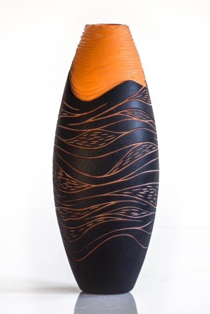 Grampians Vase