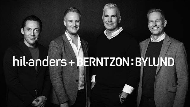 Happy holidays & great announcement: Hilanders & BerntzonBylund are joining forces! Read the full press release on our site, link in bio.