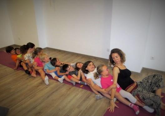Yoga para niños, Palma de Mallorca