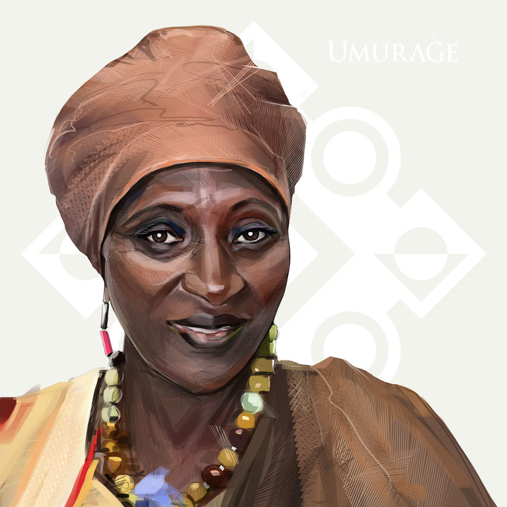 UMURAGE Legacy Maker Ms Anta Mbow