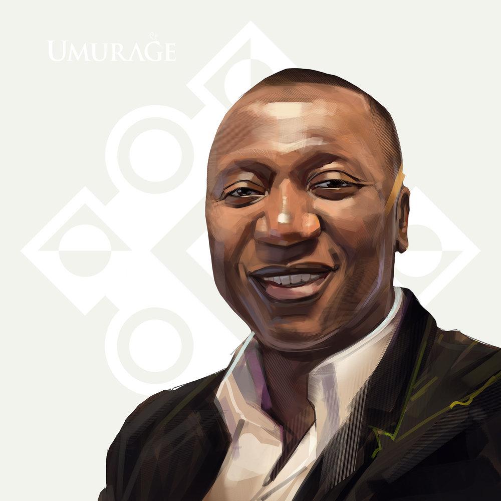 UMURAGE Legacy Maker Bertin Nahum