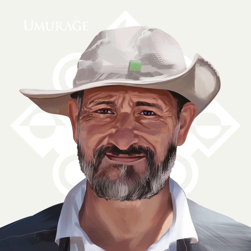 UMURAGE Legacy Maker Chamseddine Marzoug