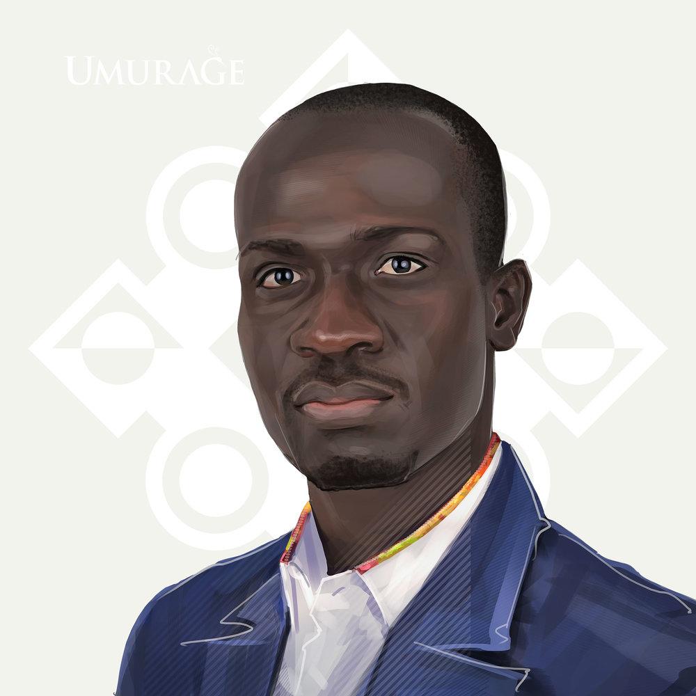 UMURAGE Legacy Maker Evariste Akoumian