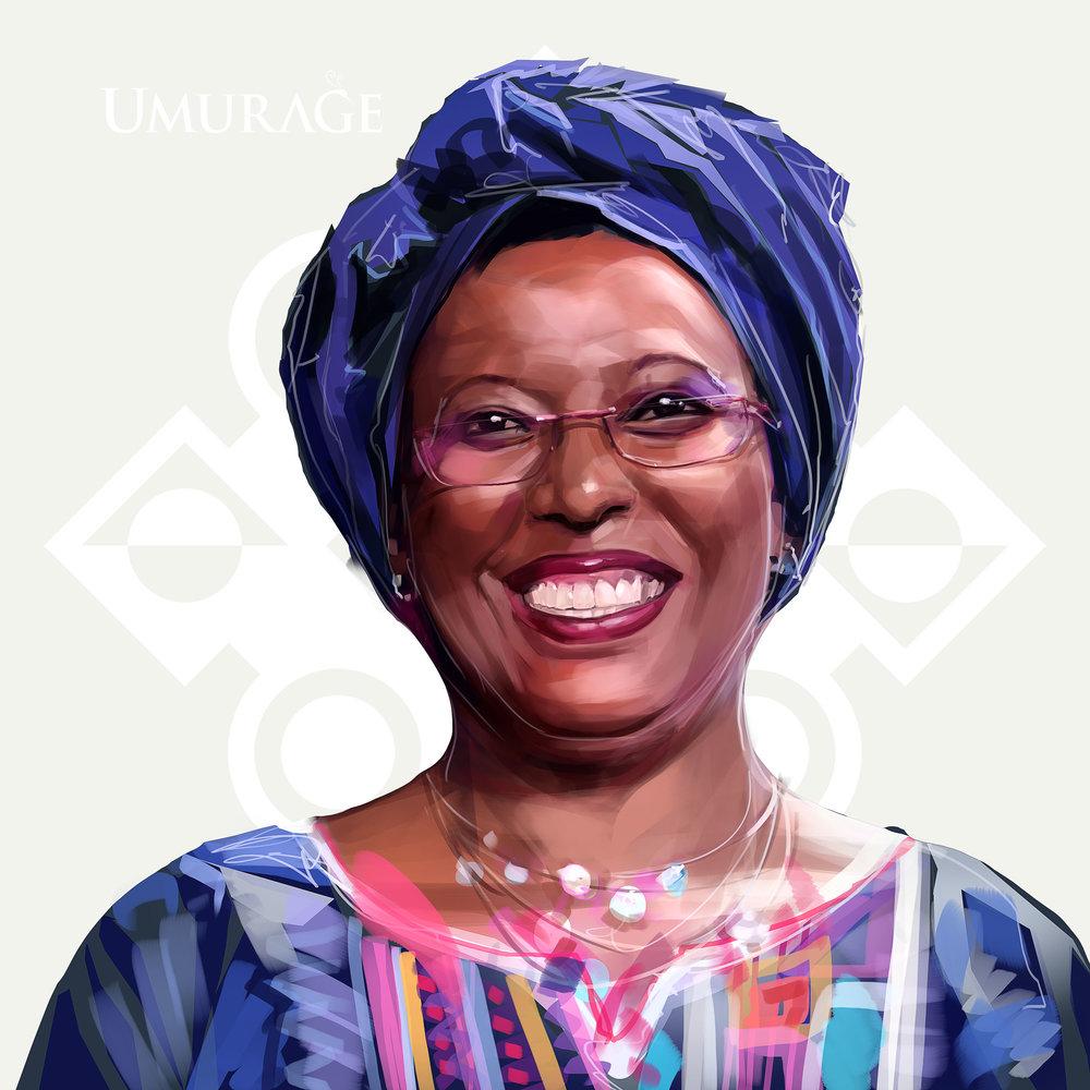 UMURAGE Legacy Maker Marguerite Barankitse
