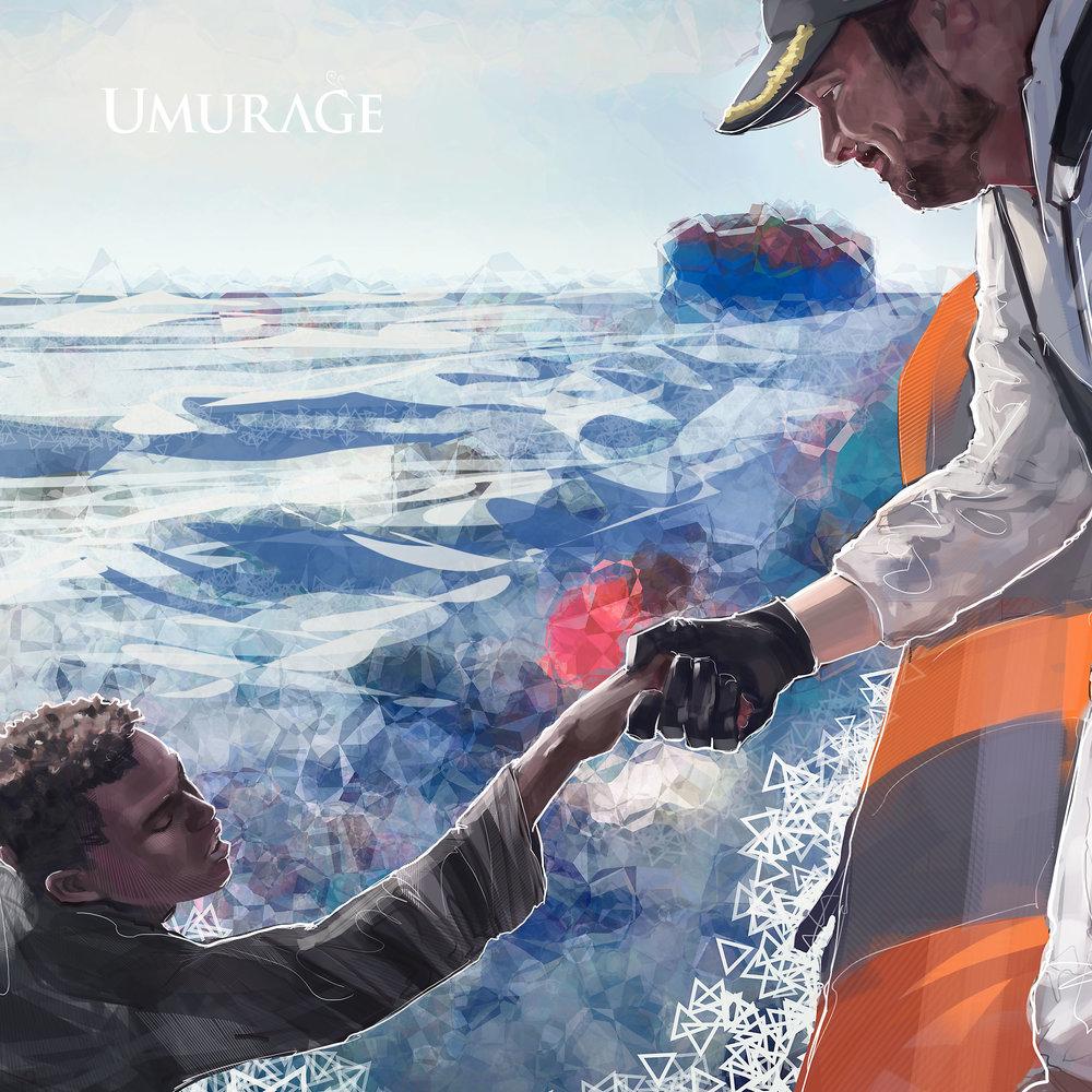 UMURAGE Legacy Makers Mediterranean Rescuers