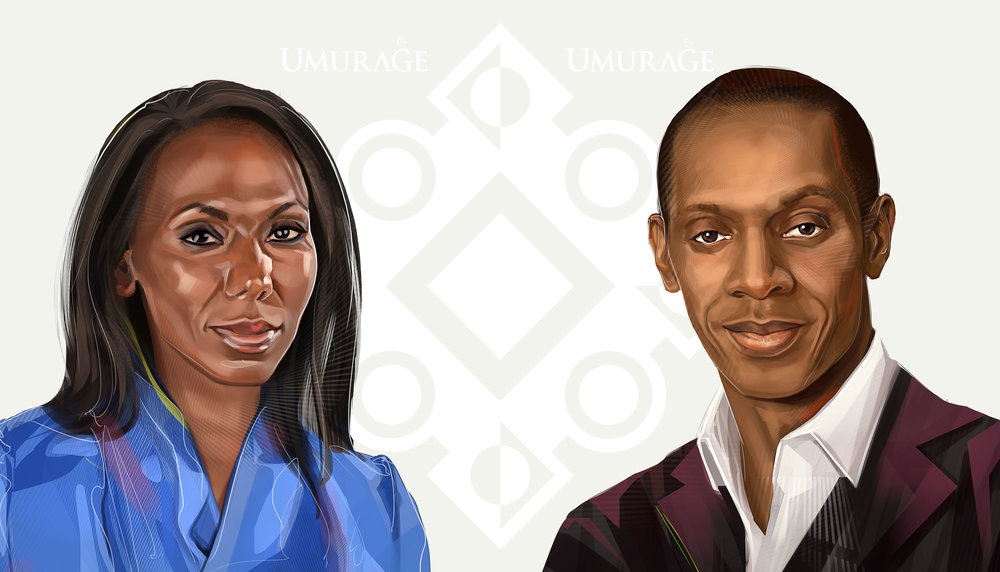 The UMURAGE Foundation Legacy Makers Nima Elbagir Claudy Siar