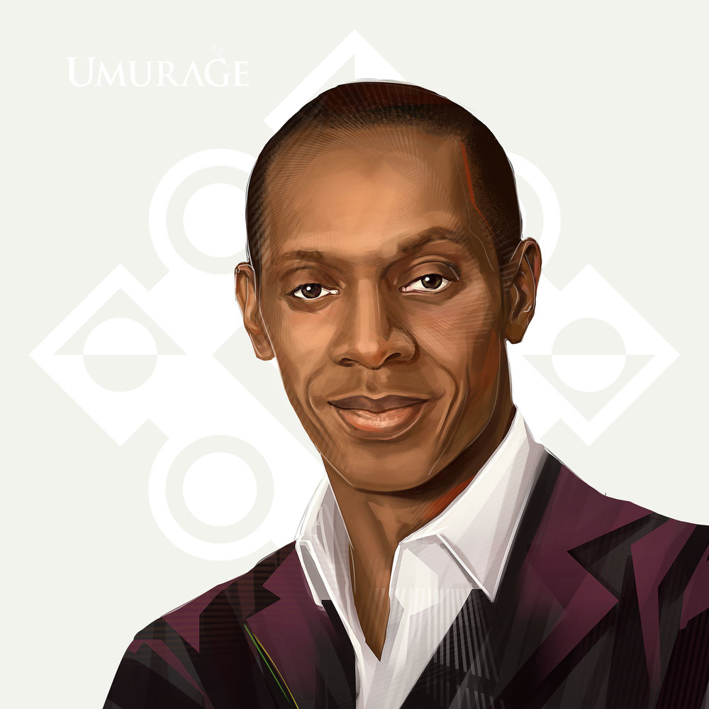 The UMURAGE Foundation Legacy Maker Claudy Siar