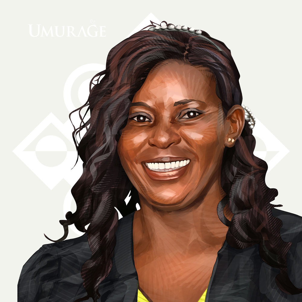 The UMURAGE Foundation Legacy Maker Susan Kigula