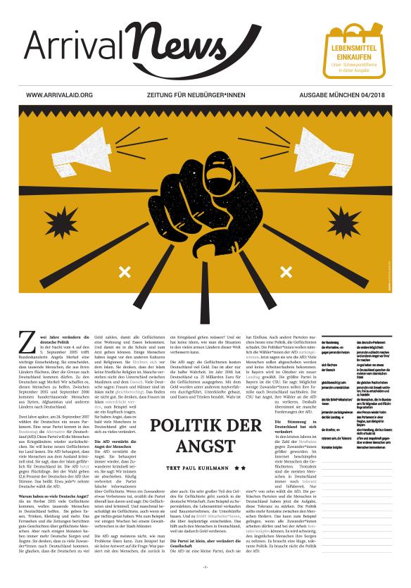 Ausgabe 04/18 München