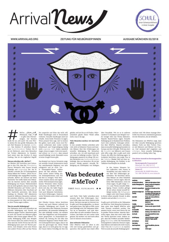Ausgabe 02/18 München