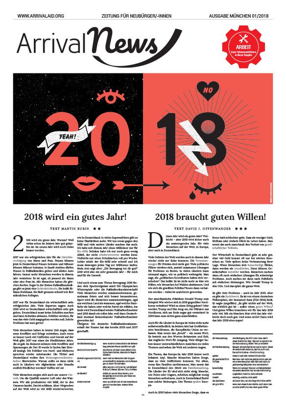 Ausgabe 01/18 München