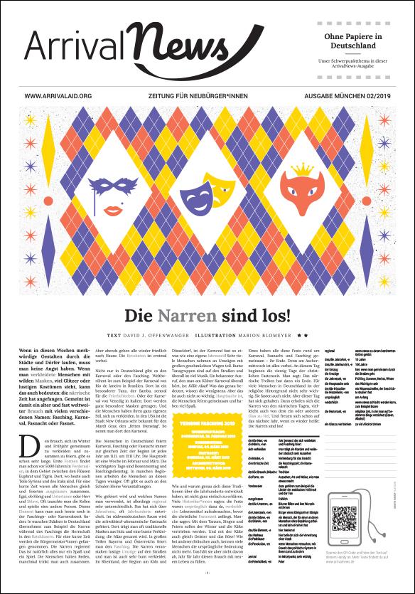 Ausgabe 02/19 München