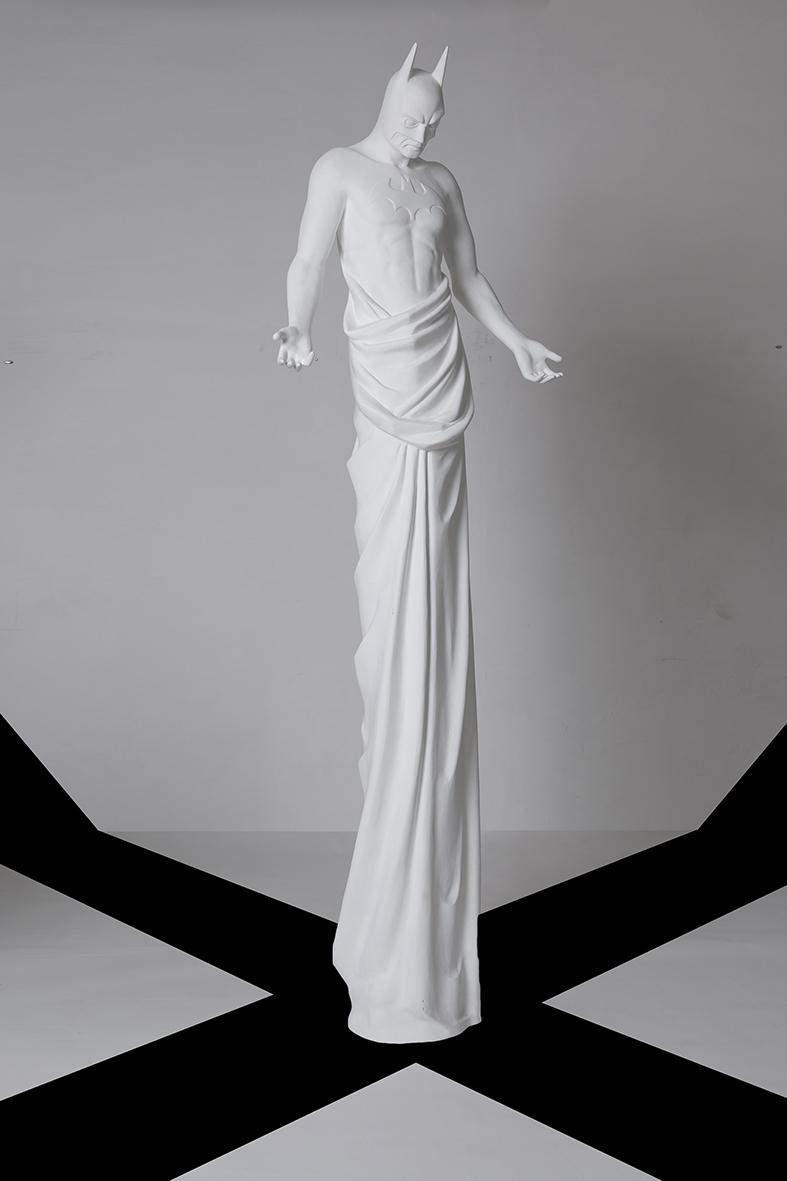 IN EXCELSIS 2 , 2013 . Fiberglass, 300x100x45 cm. Photo: Studio Adrian Tranquilli