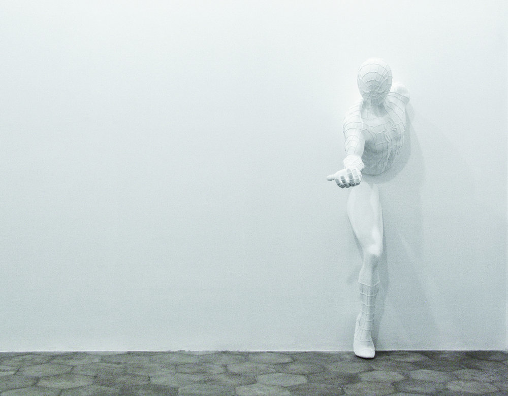 This is not a love song 2 , 2005 . Mimmo Scognamiglio Artecontemporanea, Naples. Photo: Studio Adrian Tranquilli