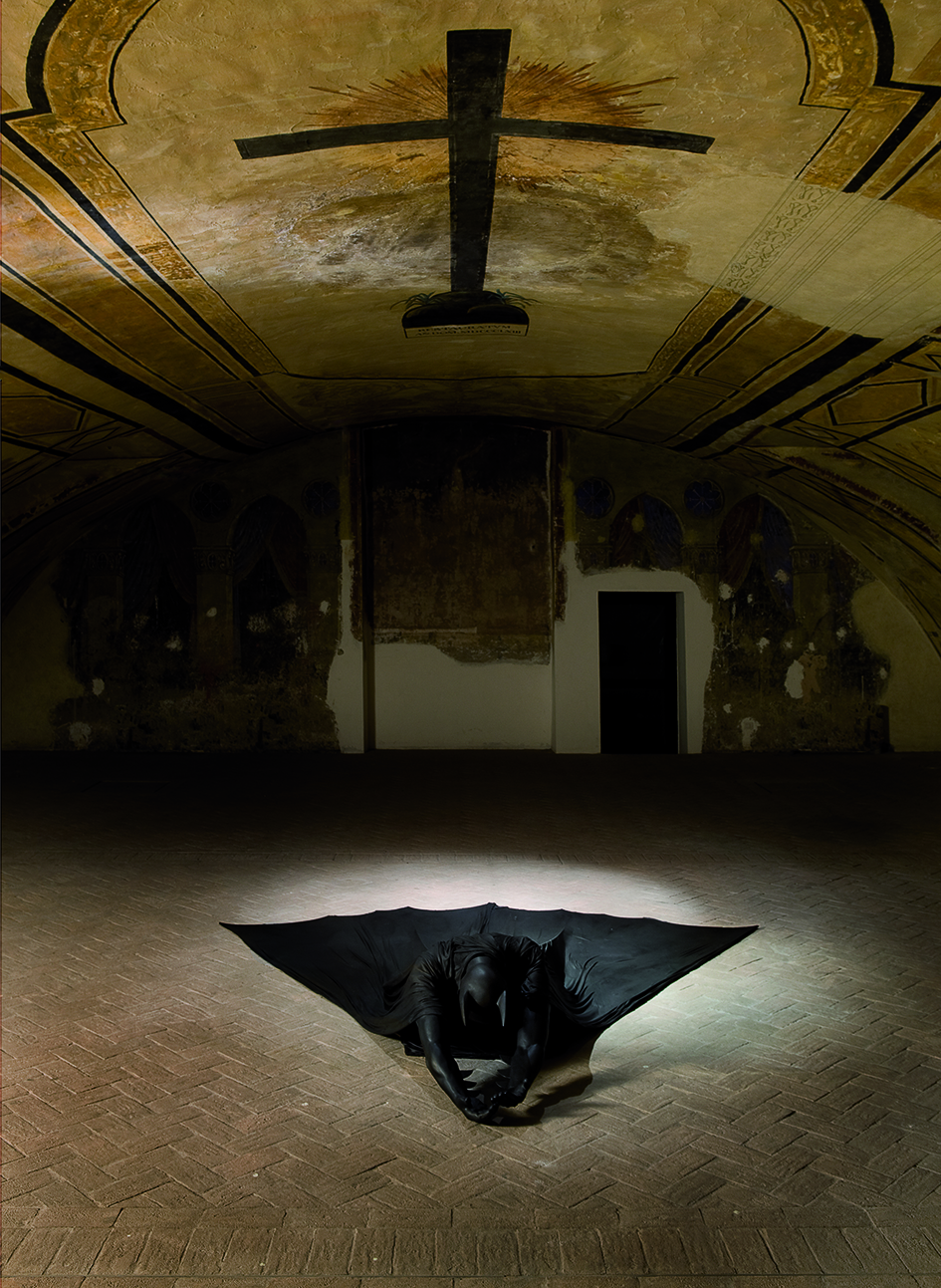 I'LL NEVER GET TO YOU , 2009 . Complesso Monumentale del San Michele, Rome. Installation view. Photo: Claudio Abate