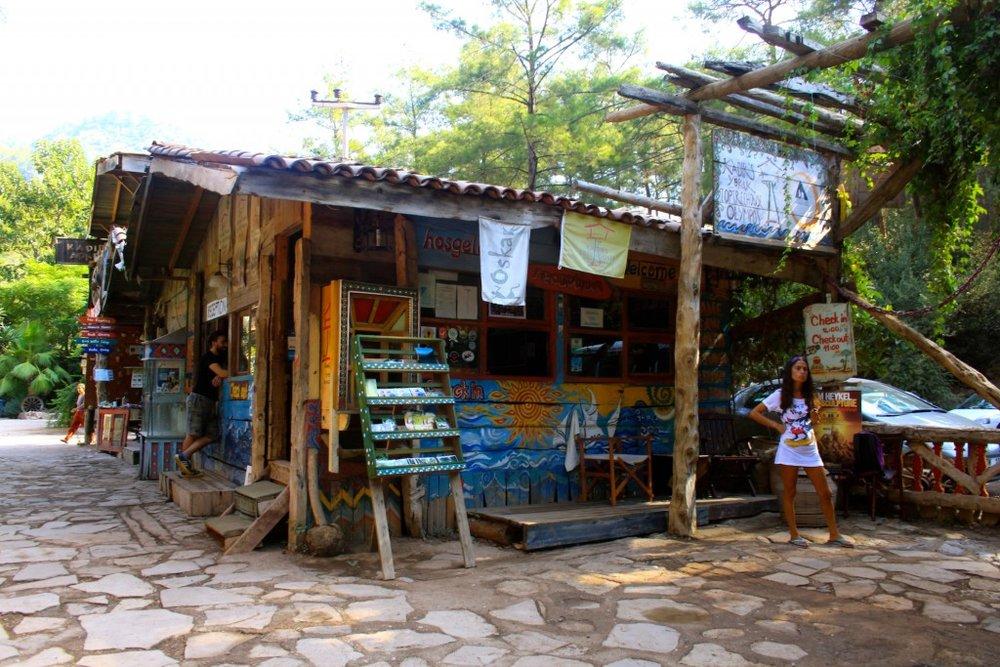 kadirs tree houses olympos antalya