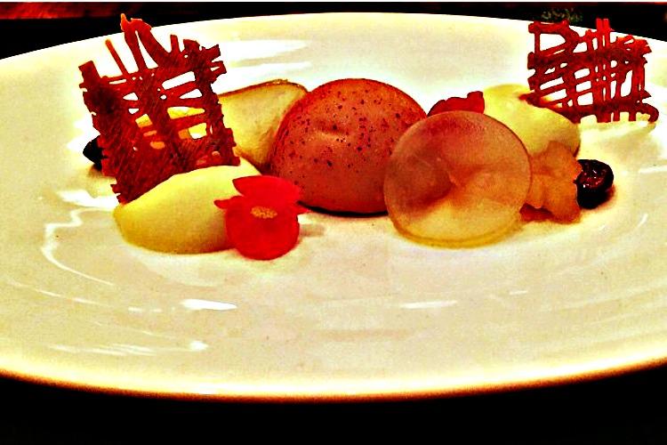 aquavit dessert