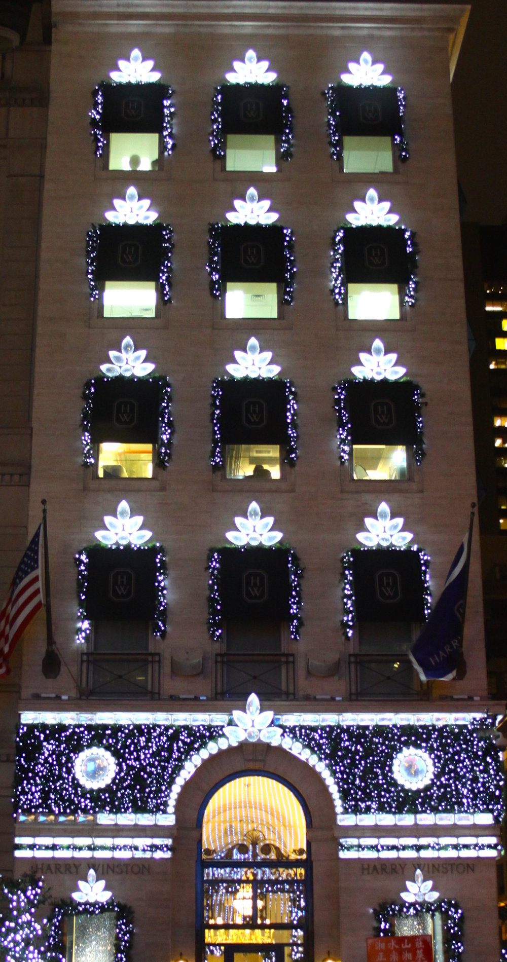 harry winston new york 5th avenue