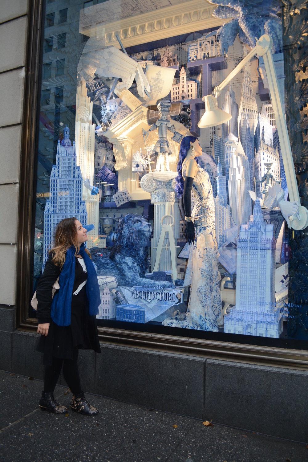 new york christmas 5th avenue