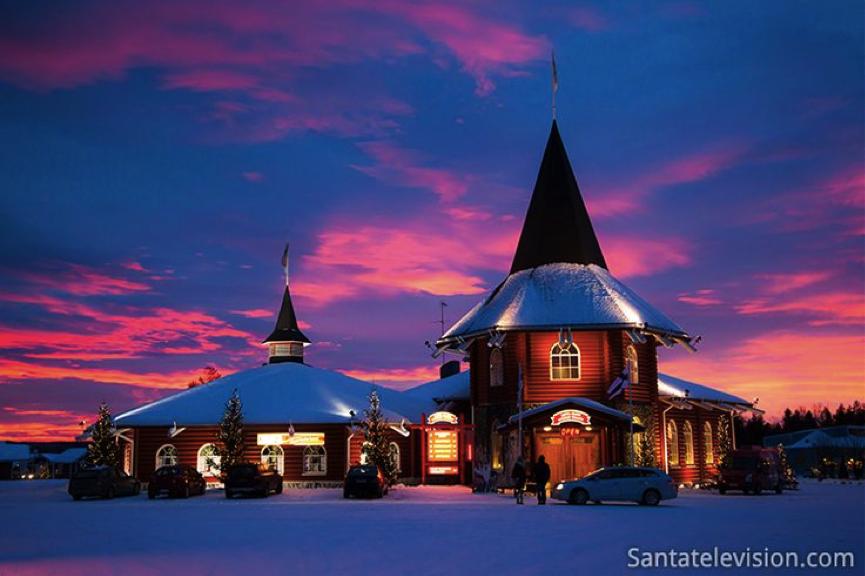 lapland santa claus village