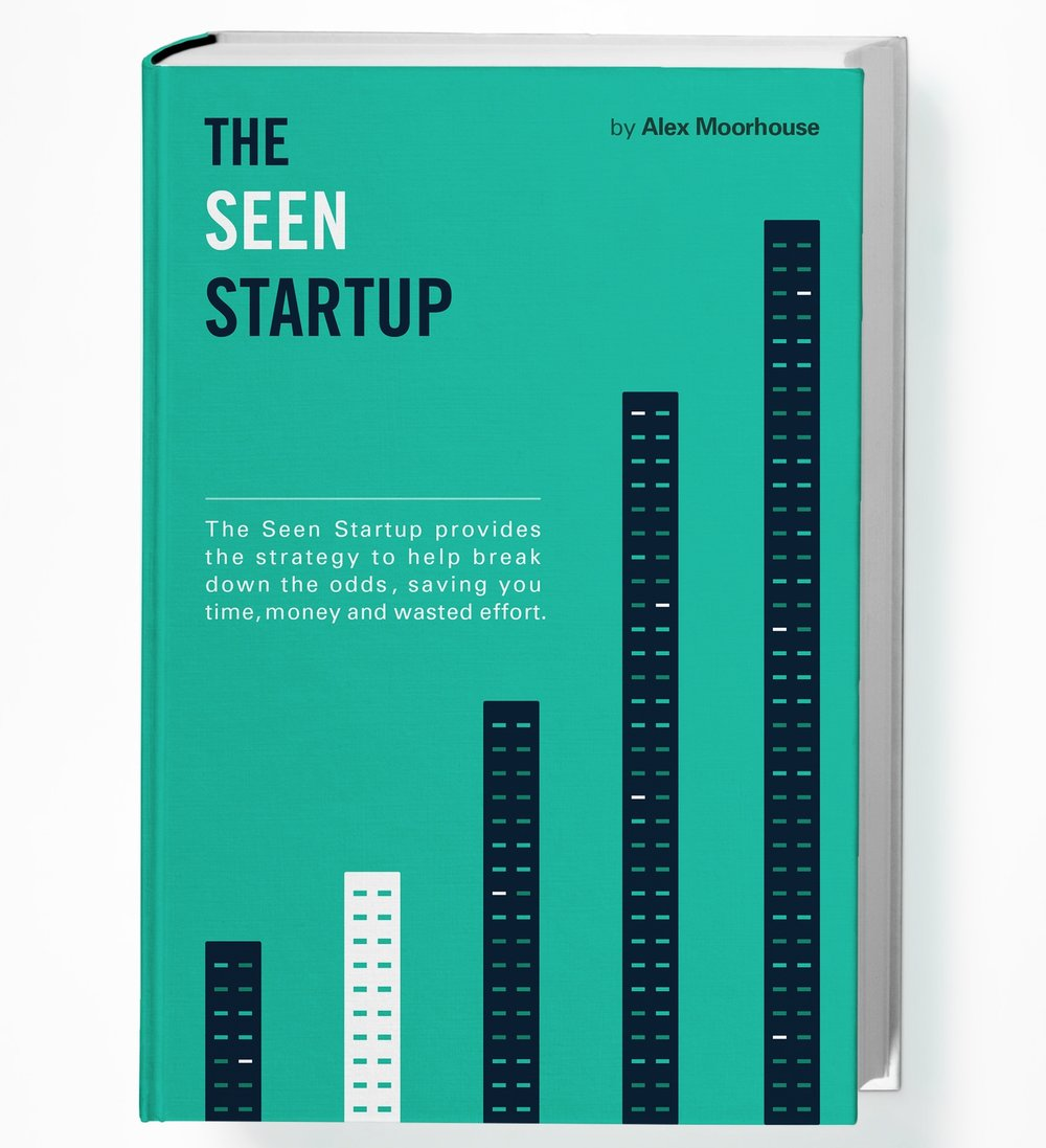 THE SEEN STARTUP - eBook - £6.99