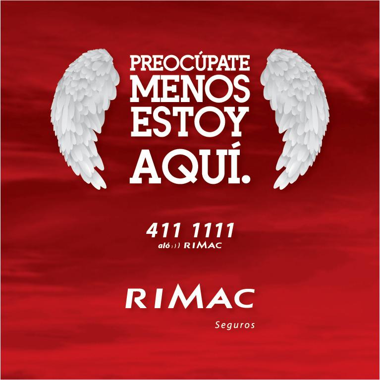 Rimac - Paleta