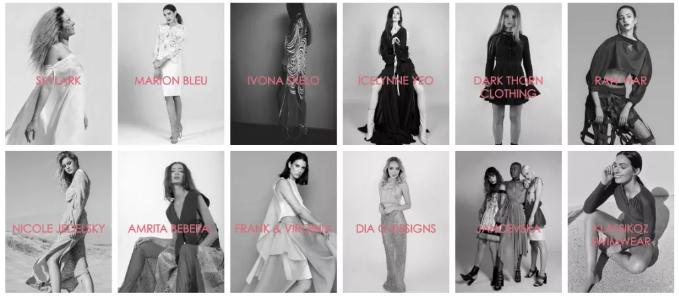 Face Fashion designer list